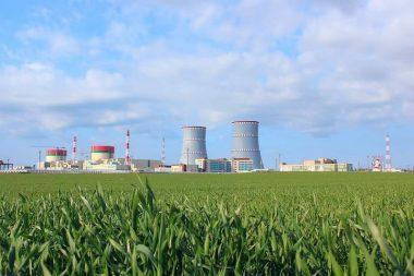 Belarus Nükleer Güç Santrali