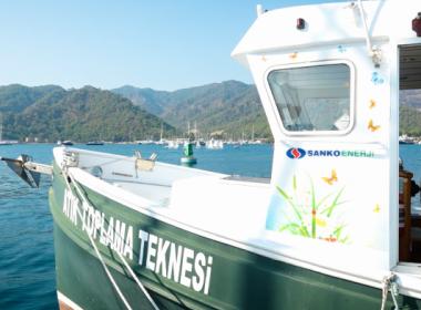 turmepa 1 atık toplama teknesi