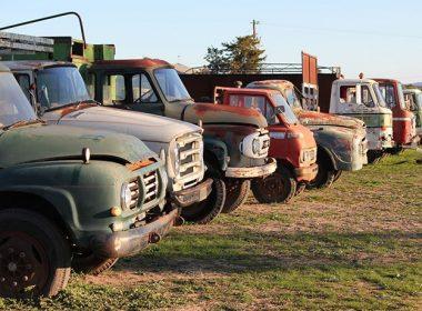eski kamyon