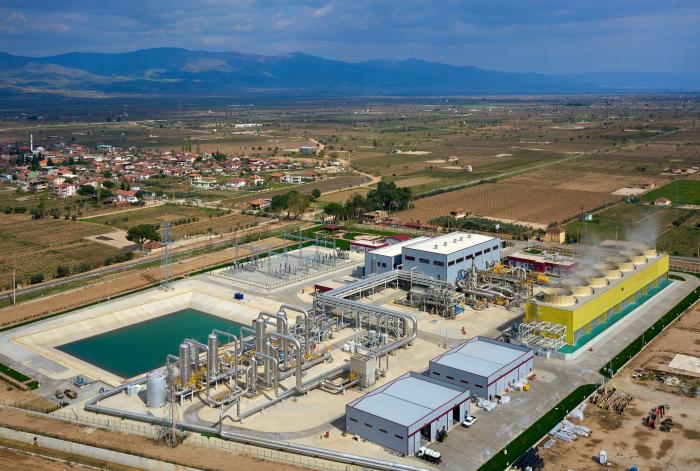 Zorlu Enerji Alaşehir Jeotermal Santrali
