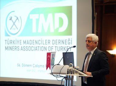 Türkiye Madenciler Derneği Ali Emiroğlu