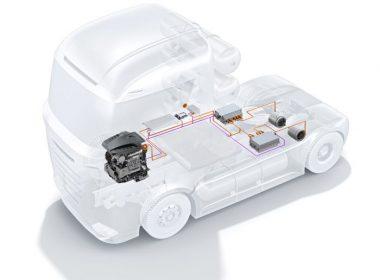 Bosch yakıt hücre sistemleri