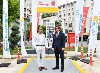 Shell Enerjisa Eşarj istasyonları