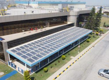 Pepsico Türkiye güneş enerjisi