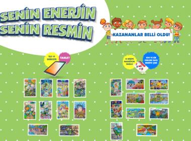 Aksa Elektrik resim yarışması