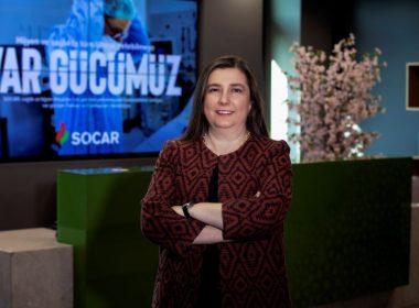 Socar Türkiye Sibel Uğur