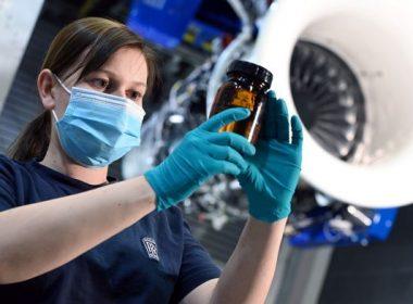 Rolls Royce sıfır karbon taahhüdü