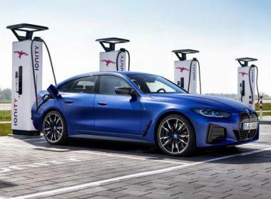 BMW elektrik modelleri