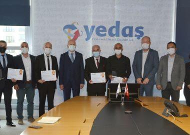 YEDAŞ, AR-GE Projelerini EPDK'ya Sunacak