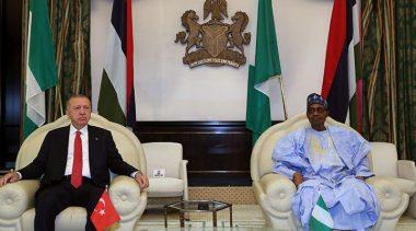 Nijerya ile enerji ve maden anlaşmaları imzalandı